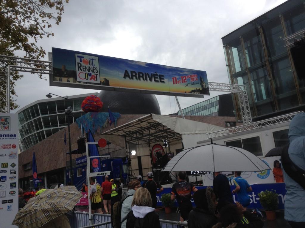 Semi-marathon de Rennes 2014
