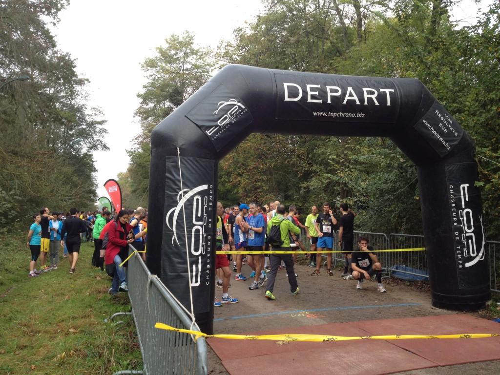 Semi-marathon du bois de Vincennes 2014